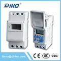 China diho fabricación automática interruptor de la luz; ac220v automática interruptor de la luz; semanal automático interruptor de la luz