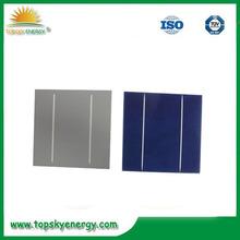 solar cells for solar panels solar cells 6x6 pv solar cell price made in TAIWAN price solar cell