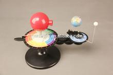 Earth-sun-moon/planetarium model for teaching equipment