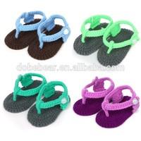 Wholesale 2015 new style baby knit shoe prewalker shoes baby sandal
