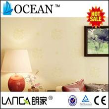 Anti- statique belle oriental crème chine papier peint