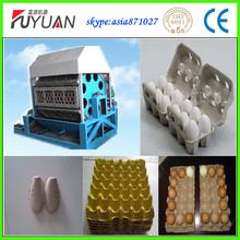 2015 hot sale recycling paper making machine egg tray carton