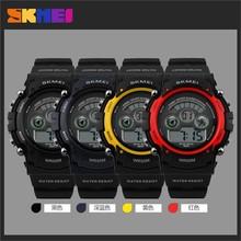 2015 Famous Brand Waterproof Luxury Mens Dress Digital Watches