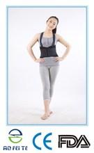Online shopping well adjustable popular lumbar support belt keep warming brand on double shoulders lumbar support belt