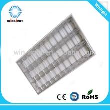 Foshan factory 1200X600cm 36w x3 t8 office ceiling lamp fitting