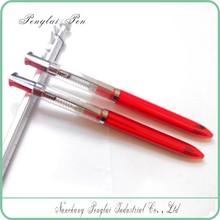 2015 Christmas Electroplate Ballpoint Pen For Promotion,Electroplate Ballpoint Pen