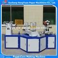 Film de paillage utilisation spirale tube de papier machine
