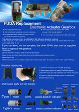 ELECTRONIC TURBO ACTUATORS REPAIR KITS