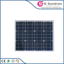 Emergency 20W Mini pv solar panel 360w