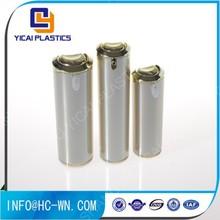Shining Golden Electroplate Cap Lotion Bottle