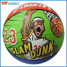 top sell new design basketball for girl