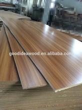 100% poplar medium density board melamine MDF various color E2 glue for furniture