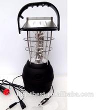 Solar 36 LED hand crank lantern lamp,solar lamp, solar led light to CostaRica