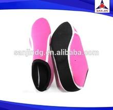 Neoprene water sports socks shoes Gym fitness skin aqua beach scuba shoe beach water walking shoes