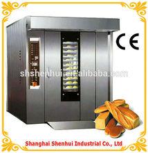 SH-100 CE rotary oven bakery