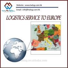 Sea Freight Logistics from Hong Kong to Denmark