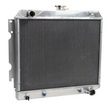 Aluminum radiator for Chevy Impala 1959-1963