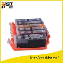 refillable ink cartridge compatible for CANON Ip 7240 refillable ink cartridge