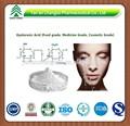 Haute pureté de la peau blanchiment acide hyaluronique pour soins du visage