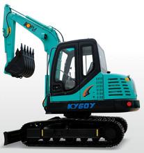 High Quality Mini Hydraulic Crawler Excavator with 0.23m3 Bucket