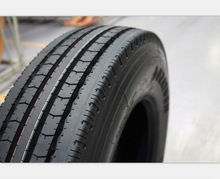 South America market 12R22.5 truck tire 14.5 mm tread depth