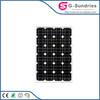house using solar lighting hot sale 140w mono crystalline solar panel
