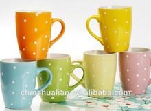 2015 hot sale promotional gift colorful coffee mug,personalized coffee mug with spoon,ceramic coffee mug with spoon