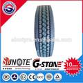 Radial truck pneu 295 / 75r22.