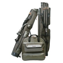 2015 Waterproof fishing Rod bag+tools bag