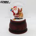 nhựa và kính tuyết toàn cầu hàng thủ công trang trí Giáng sinh ngoài trời Giáng sinh tuyết toàn cầu