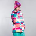 los deportes de esquí chaqueta ropa al por mayor proveedor