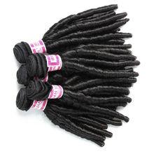 Free Shipping 18 18 18 Inch Spiral Curl Wholesale Original Brazillian Hair Weaving