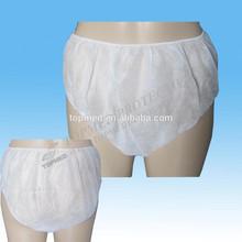 Disposable female underwear,sexy short panty woman underwear