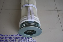 Powder Plant Pleated Bag Filter