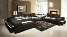 2014 modern furniture bedroom leather product ikea furniture corner sofa