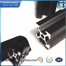 anodized v-slot aluminum profile /rails manufacturer