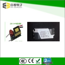 Good appearance LED driver for ceiling lamp,14-20V,300mA and 5W output,CE