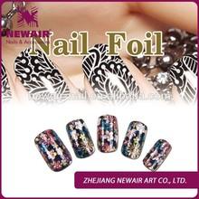 2015 new nail foil adhesive