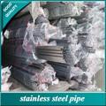Dn40 tubería de acero inoxidable tamaño