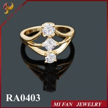 cubic zirconia jewelry,golden ring,blue stone ring