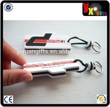 Promotional Logo Designed EVA Floating Keychain mini keychain photo album