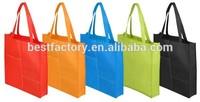 premium material made die cut travel folding bag