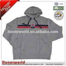 20 years professional supplier BSCI approved pullover sweatshirt hoody /sweatshirt / fleece zipper pocket hoodie for women