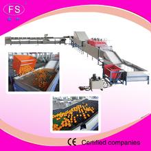 potato washing machine/tomato sorting machine/vegetable and fruit cleaning machine