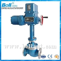 Electric water divert valve