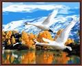 Оптовая продажа Paintboy сделай сам цифровой картины маслом для начинающих на холсте лучшие продажи GX6036