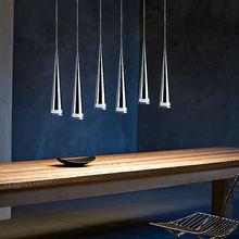 CE ETL UL modern crystal ceiling lamp & pp iq puzzle lights & supper room pendant light