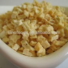 high quality AD apple granule dried apple peel
