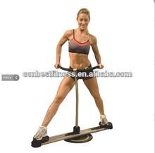 2013 hot sales slim trainer Leg exercise machine circle fitness