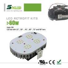 Outdoor road lighting 35w-400w led street light retrofit kit, E39 LED retrofit kits